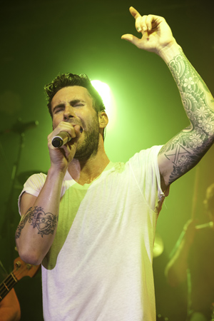 Concert Photography - Maroon 5