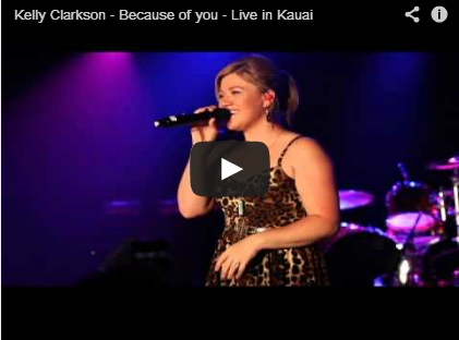 Kelly Clarkson - Live in Hawaii